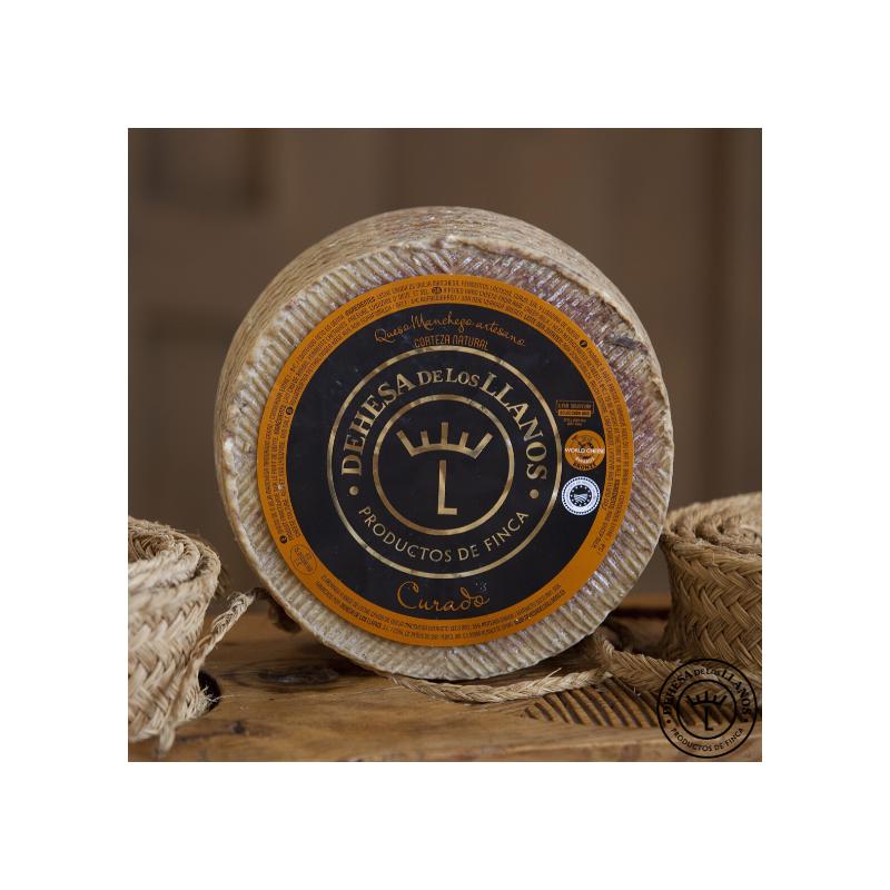 queso curado dehesa de los llanos