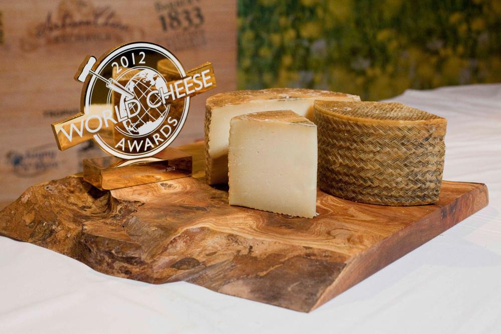 Dehesa de Los Llanos mejor queso del mundo