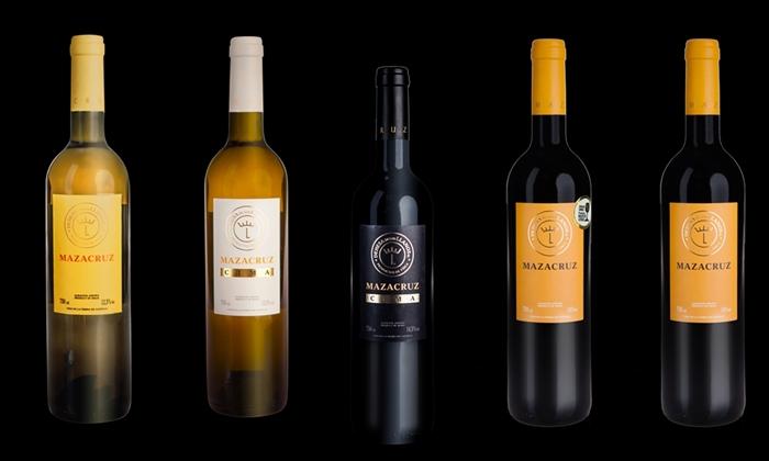 Dehesa de Los Llanos triunfa en los Bacchus con dos medallas para sus vinos Mazacruz