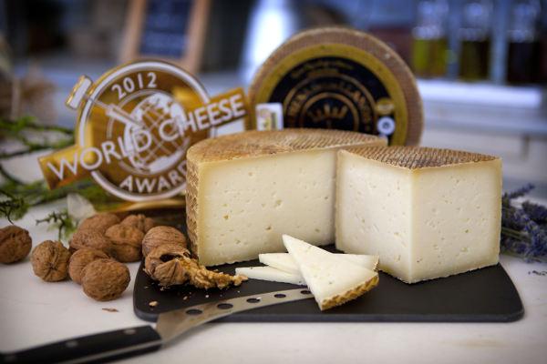 Eligen un queso español como Mejor Queso del Mundo