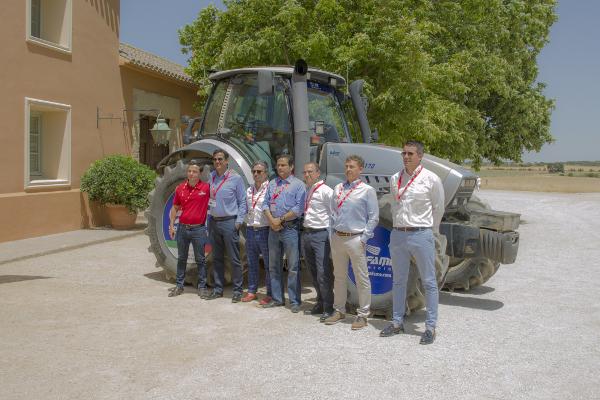 Presentación evento Tyrexperience Dehesa de Los Llanos