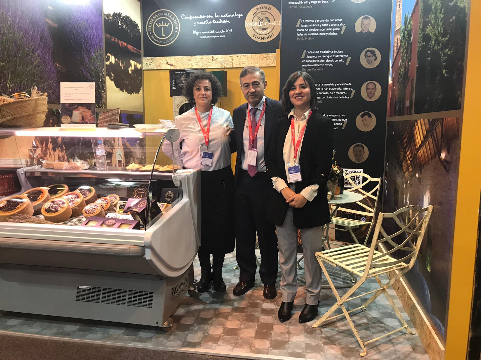 Dehesa de los Llanos; nuestra experiencia en el Salón Gourmets 2019
